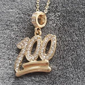 Accessories - 💯Emoji necklace 💯